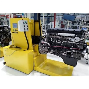 Engine Assembly Automated Guided Vehicle