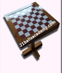 Square Indian Chess