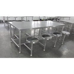 Stainless steel Table & Bench