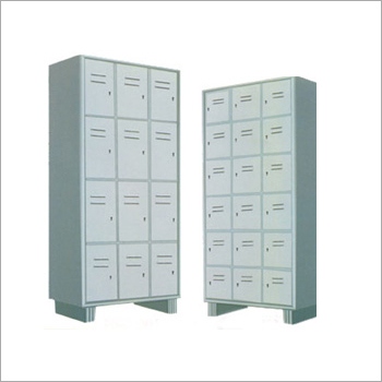 Storage Locker And Cabinet