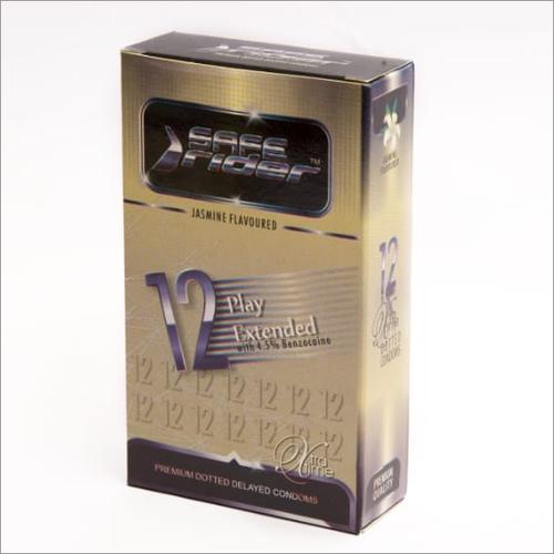 Jasmine Flavoured Premium Dotted Condom