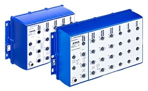 BELDEN OCTOPUS OS24/34 Managed PoE Switches