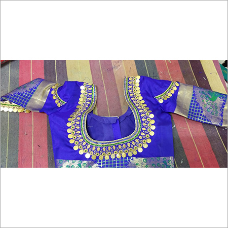 Embroidered Bridal Ladies Blouse