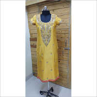 Emboridered Ladies Kurti