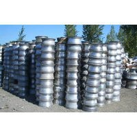 Aluminum Wheel Scrap 99.99% Pure grade Aluminum Wire Scrap