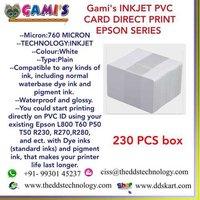 Epson Id Cards