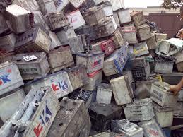Car Battery Scraps for sale