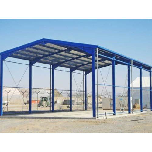 Mobile Prefabricated Building Structure