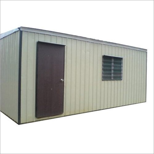 Portable Prefabricated Shelter