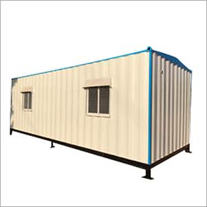 Mild Steel Prefabricated Cabin