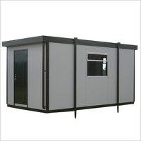 Prefabricated Control Room Cabin