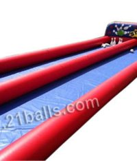 Bowling Alley Bouncy 12x30
