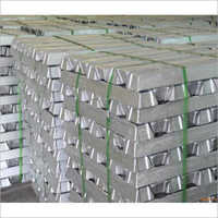 Secondary Aluminium Ingot