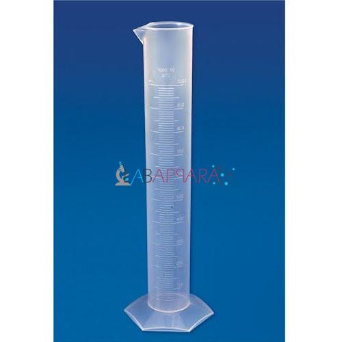 Measuring Cylinder (Hexagonal) Polypropylene Labappara