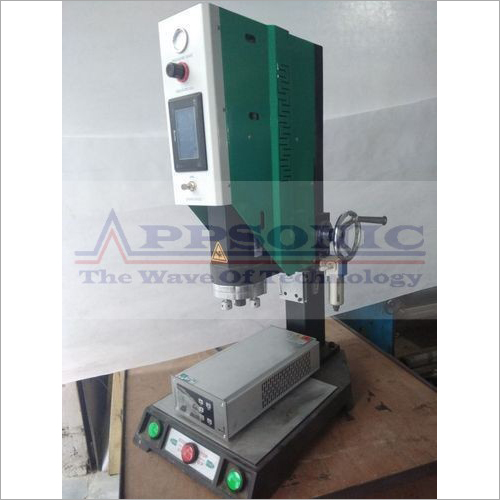 Auto Tuning Ultrasonic Plastic Welding Machine
