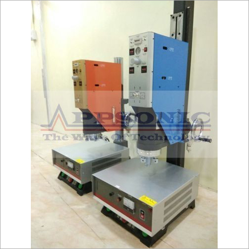 Electric Ultrasonic Plastic Welding Machine