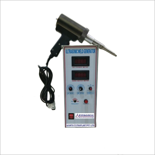 Ultrasonic Handgun Spot Welding Machine