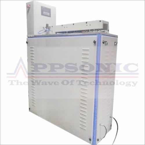 Ultrasonic Geyser Body Welding Machine