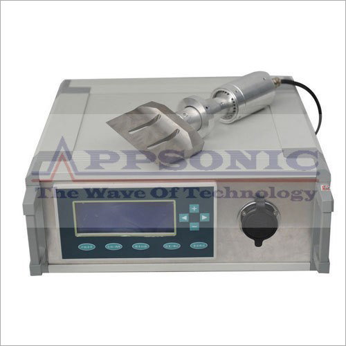 Ultrasonic Rubber Cutter