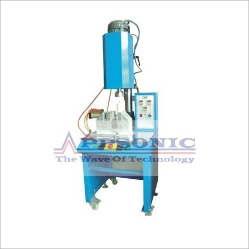 Oil Filter Spin Welding Machine