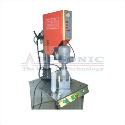Automatic Spin Plastic Welding Machine