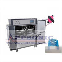 Non Woven Bag Loop Handle Punch Welding Machine