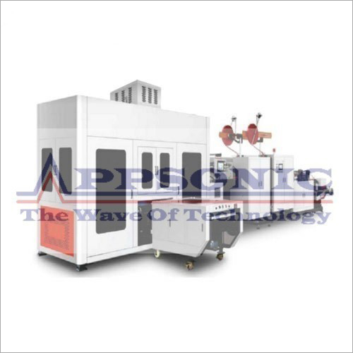 3D Laminated Box Bag Making Machine
