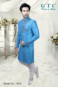 Mens Marriage Indo Western Sherwani