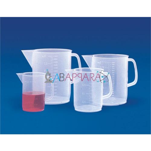 Measuring Jug (Euro Design) Polypropylene Labappara