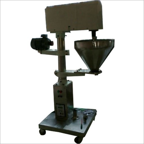 Liquid And Auger Filler Machine