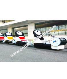 Panda Train 3 Boggi