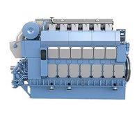 Rolls-Royce Bergen KRMB-9 Engine Service