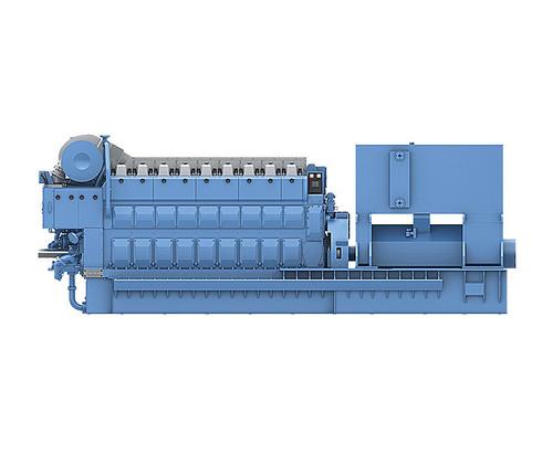 Rolls-Royce Ulstein Bergen Engine KVMB-12 Service And Overhaul In Mumbai, India