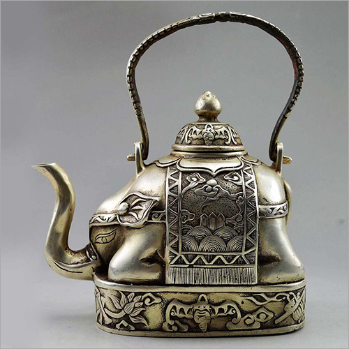 Brass Designer Kettle