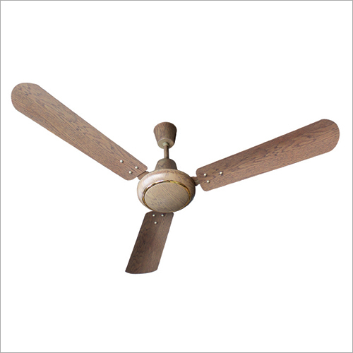220 to 230 Volt (v) Designer Wooden Finish Ceiling Fan