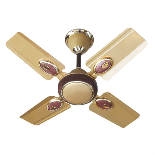 220 to 230 Volt (v) Designer Four Blade Ceiling Fan