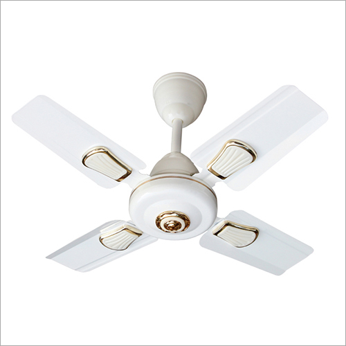 220 to 230 Volt (v) Designer 4 Blade Ceiling Fan