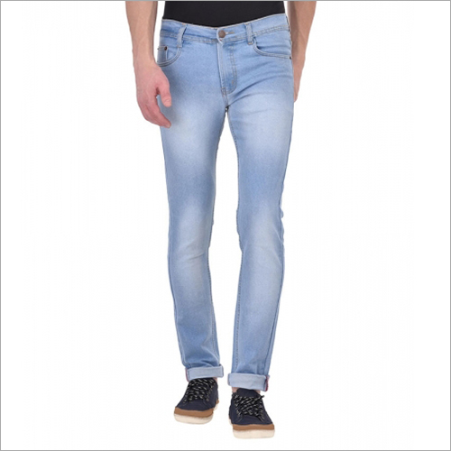 Men Denim Stretchable Jeans