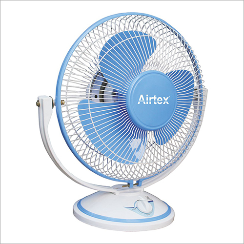 220 to 230 Volt (v) Blue Rotary Table Fan