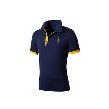 Men Trendy Polo T-shirt