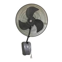 220 to 230 Volt (v) Hi Speed Wall Mounted Fan