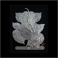 Handcrafted Silver Ganesh Statue