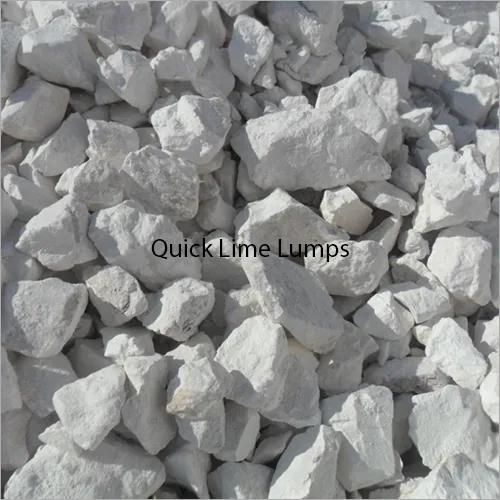 Quick Lime Lumps
