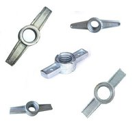 Steel Scaffolding Screw Jack Nut