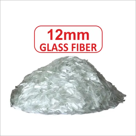 12mm Concrete Fiber