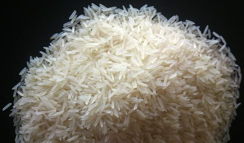 1121 Basmati rice steam