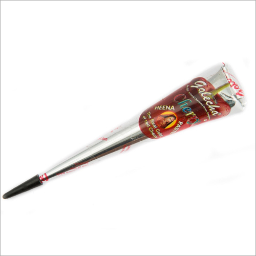 Golecha Cherry Red Henna Cone