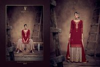 Bridal Sharara Suits