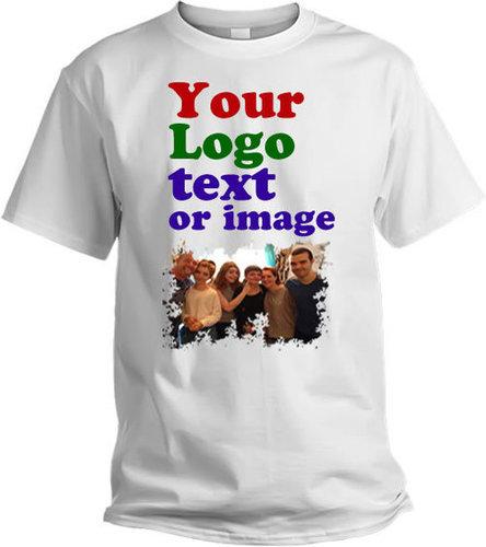 T-Shirt (Customized Print)