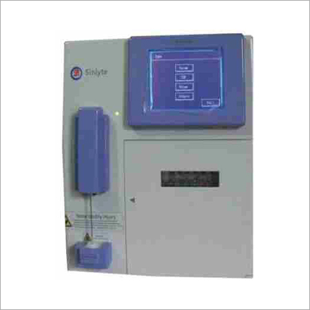 Biolyte Electrolyte Analyzer